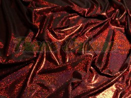 LYCRA HOLOGRAM RED